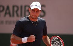 Russian-Israeli tennis player Aslan Karatsev reaches French Open mixed doubles final