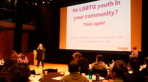 Synagogues and camps are getting help to better support LGBTQ youth