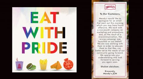 Two New York City kosher restaurants sent Pride emails. They didn't mean to.