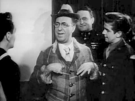 Ed Wynn from the film Stage Door (Public Domain)