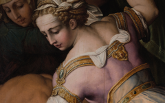 Jewish art inside the St. Louis Art Museum: Judith and Holofernes