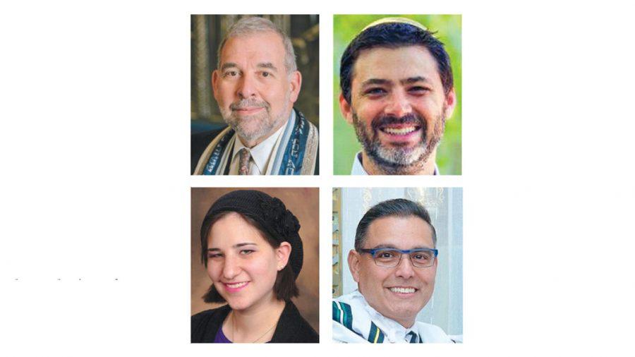 Clockwise+from+top+left%3A+Rabbi+James+Bennett%2C+Rabbi+Daniel+Bogard%2C+Rabbi+Carnie+Rose+and+Maharat+Rori+Picker+Neiss