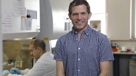 Dr. Ben Maoz. Photo courtesy of Tel Aviv University