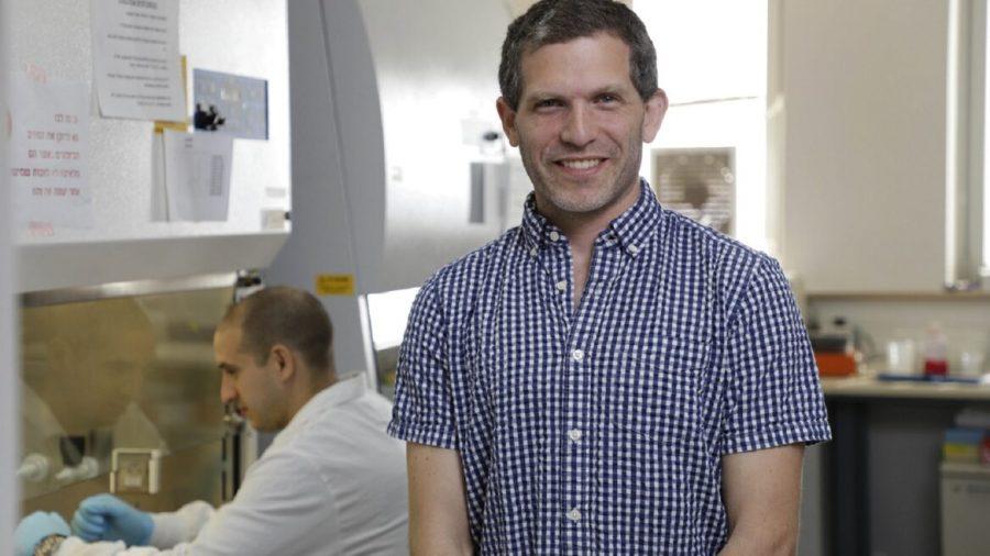 Dr.+Ben+Maoz.+Photo+courtesy+of+Tel+Aviv+University