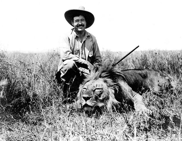 Ernest+Hemingway