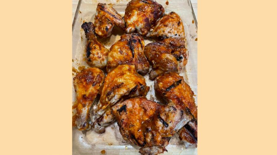 Adventures+in+Kosher+Cooking%3A+Honey+chipotle+bbq+chicken