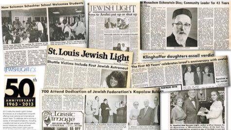 The St. Louis Jewish Light: Connecting the Community Since 1947