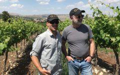 The man who makes the greatest kosher wine on planet Earth