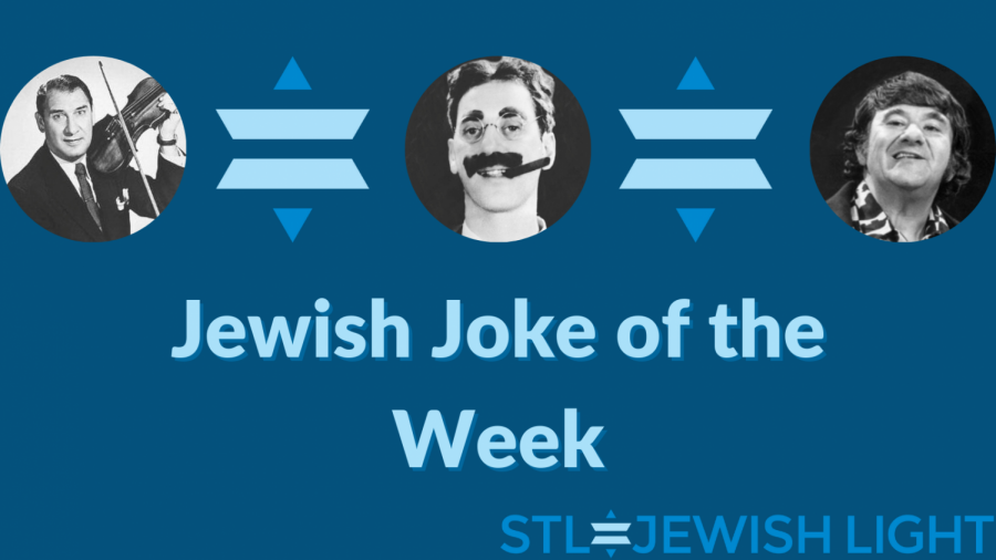 Jewish Jokes: Did you hear the one about Max and Hebrew school?