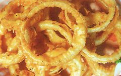 Lost Dishes: How to make the Parkmoor's famed onion rings