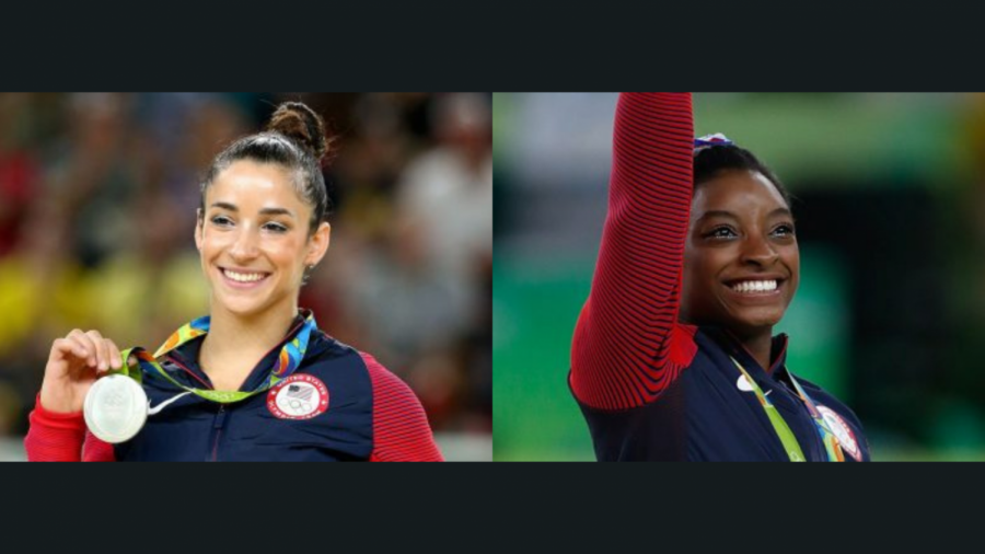 """Aly Raisman shows support for former teammate Simone Biles: """"Athletes are human"""""""