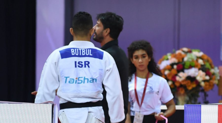 Algerian+judoka+quits+Olympics+to+avoid+Israeli+opponent