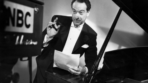 Celebrating the great Jewish comedians: Victor Borge