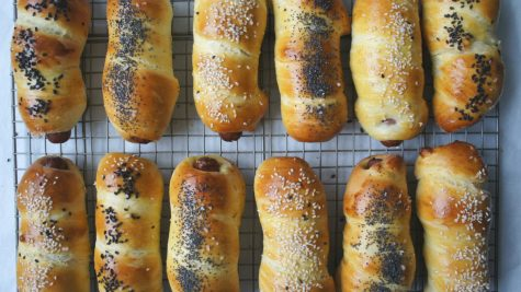 Challah Hot Dogs are the perfect companion while watching baseball