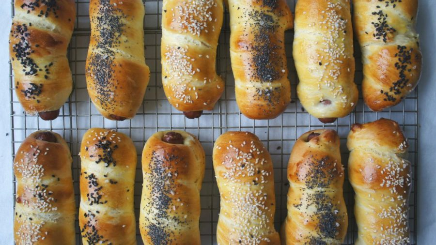 Challah+Hot+Dogs+are+the+perfect+companion+while+watching+baseball