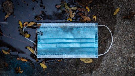 Covid-19 exacerbated the problem of medical waste. Photo by Elizabeth McDaniel on Unsplash