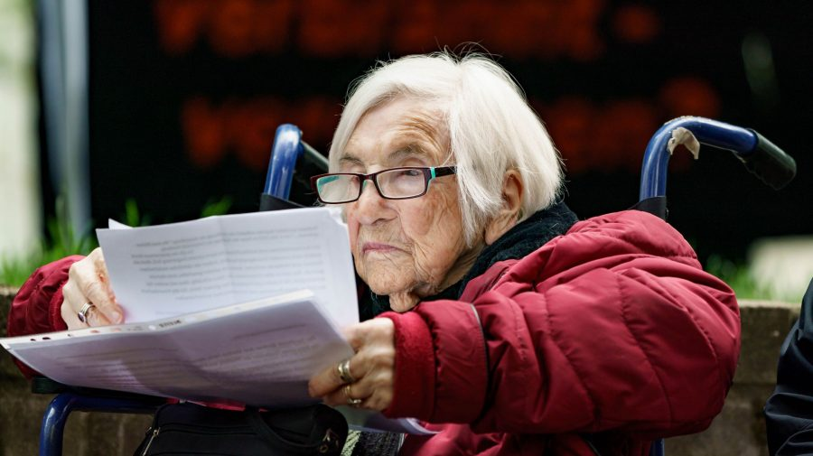 Esther+Bejarano%2C+member+of+Auschwitz+orchestra%2C+dies+at+96