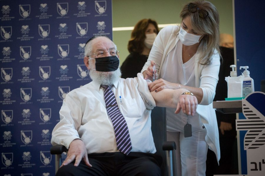 Israel becomes first country to begin giving third COVID vaccine shots