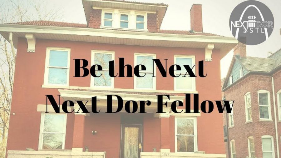 Next Dor seeks young adults to serve as live-in fellows
