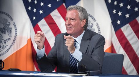 NYC Mayor Bill de Blasio raps Ben & Jerry's, saying he'll lay off Cherry Garcia