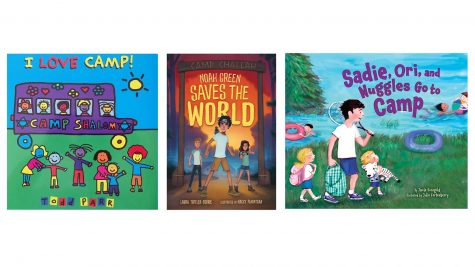 Books to help with kids' summer camp anxiety