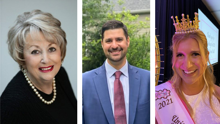 Newsmakers: AliceHandelman, Joel Frankel and Hannah Schwartz