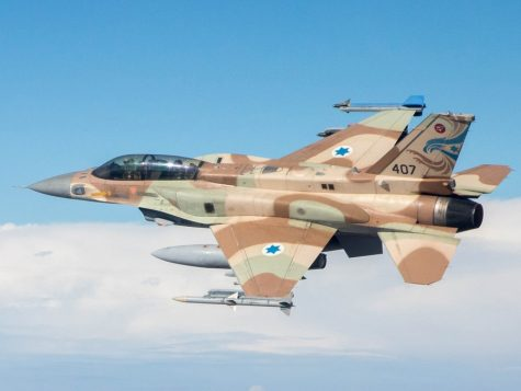 "The ""Adir"" jets first flight in Israel Pictured: ""Adir"" jet and F-16I ""Sufa"" Photo by: Maj. Ofer   הטיסה הראשונה של מטוסי ה""אדיר"" בשמי ישראל בתמונה: מטוס ה""אדיר"" ומטוס ה""ספוה"" צילום: רס""ן עופר"