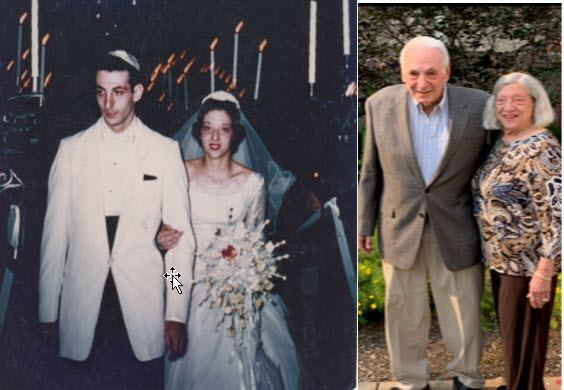 Kornblums celebrate 65th anniversary