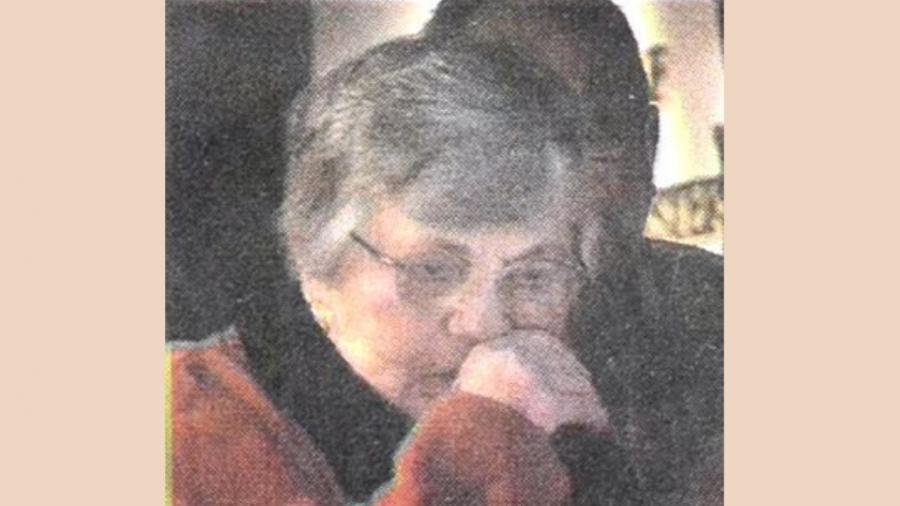 How+Paula+Bromberg+survived+Auschwitz-Birkenau+before+settling+in+St.+Louis