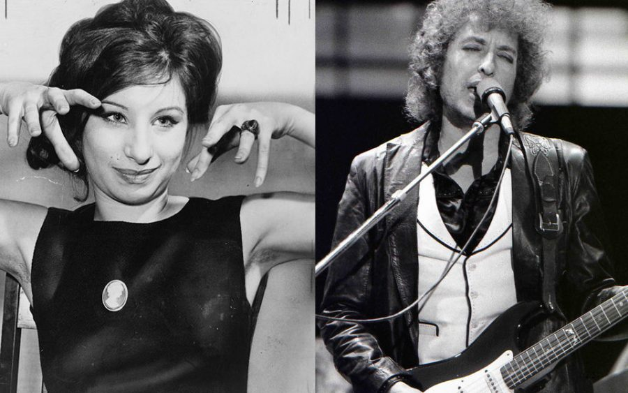 When Barbra Streisand asked Bob Dylan to make a record together