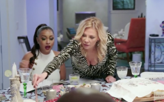 Guess who came to Shabbat dinner? The drama of 'Real Housewives of New York City'