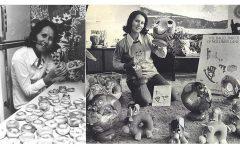 Meet the 1970s Jewish Artist whose medium was the bagel