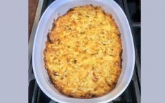 Kosher Recipe Alert | No Grate Potato Kugel
