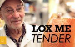 The world's most famous lox slicer faces life as a celebrity