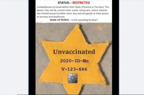 Oklahoma GOP chair draws fire from party colleagues for likening coronavirus restrictions to the Holocaust