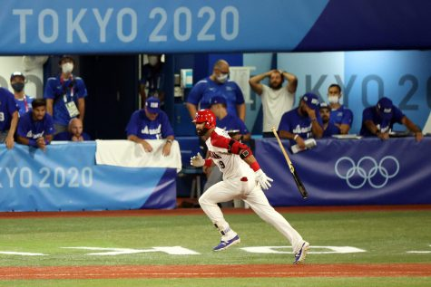 Team Israel's Olympic baseball run ends after 9th-inning loss to Dominican Republic