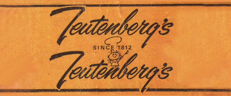 Lost Tables: Remembering Teutenbergs