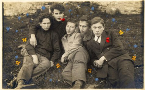 These forgotten essays reveal the secrets and dreams of Jewish teens as Hitler drew near