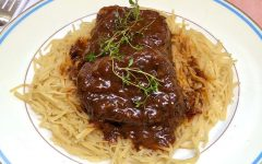 High Holidays recipe: Braised short ribs with honey and thyme