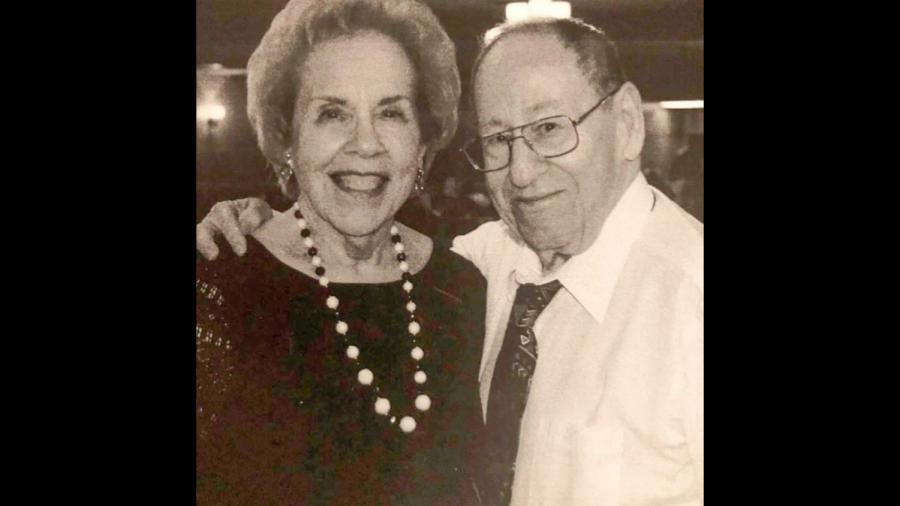 Betty+and+Gene+Landow+Celebrate+65th+anniversary