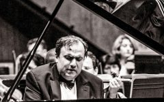 Acclaimed pianist Yefim Bronfman playing Rachmaninoffs Third at SLSO