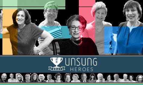 Jewish Light announces 2021 Unsung Heroes