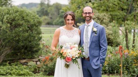 Brown-Rogers Wedding
