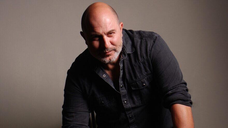 Israeli+actor+and+screenwriter+Lior+Raz.+Photo+by+Noa+Nir.