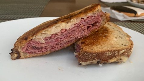 Local Eat of the Week: Protzel's Corned Beef & Pastrami Reuben
