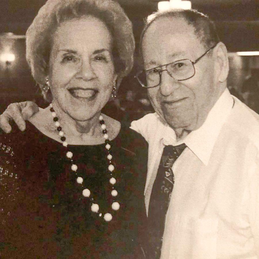 Betty and Gene Landow Celebrate 65th anniversary
