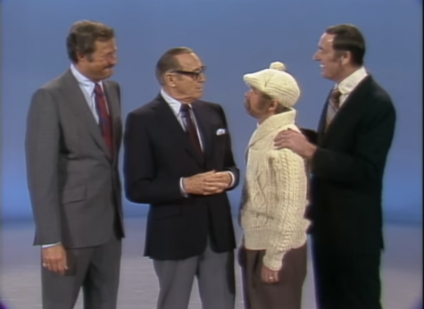 Great moments in Jewish comic history: Jack Benny on Laugh-In