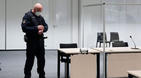 Alleged Nazi-era war criminal, 96, caught in Germany after skipping trial