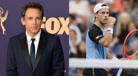Ben Stiller and Diego Schwartzman's unlikely friendship continues