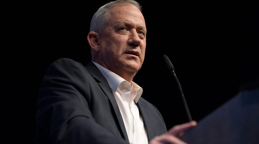 Benny+Gantz%3A+Israel+is+OK+with+Biden+efforts+to+reenter+Iran+deal%2C+but+wants+to+see+a+%E2%80%98Plan+B%E2%80%99
